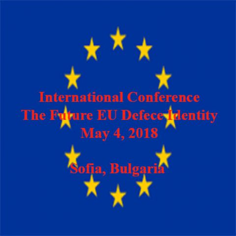 """TOWARDS A NEW EU DEFENSE IDENTITY"
